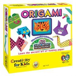 Origami Neon