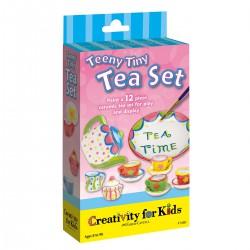 Teeny Tiny Tea Set - Juego de Té Pequeño