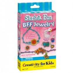 Shrinky Dinks BFF Jewelry - Joyeria de Mejores Amigas