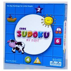 My First Sudoku - Mi Primer Sodoku