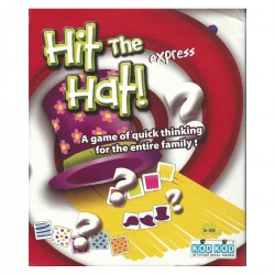 HIT THE HAT- PEGALE AL SOMBRERO