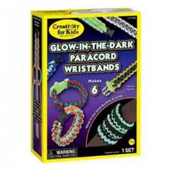 Pulseras que brillan en la obscuridad