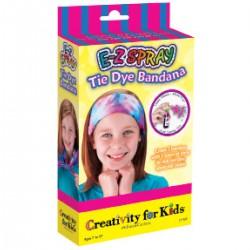 E-Z Spray-Pinta bandana (Tye dye) Trilingue
