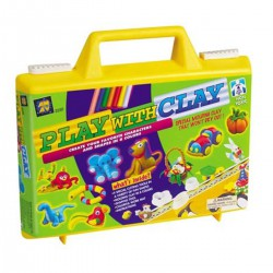 Play with Clay - Juega con Plastilina