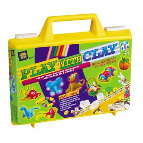 Play with Clay - Juega con Plastilina