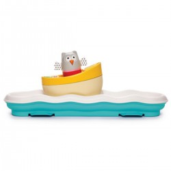 Musical boat toy- Barco Musical