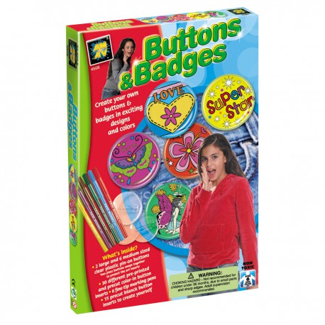 Buttons & Badges - Botones