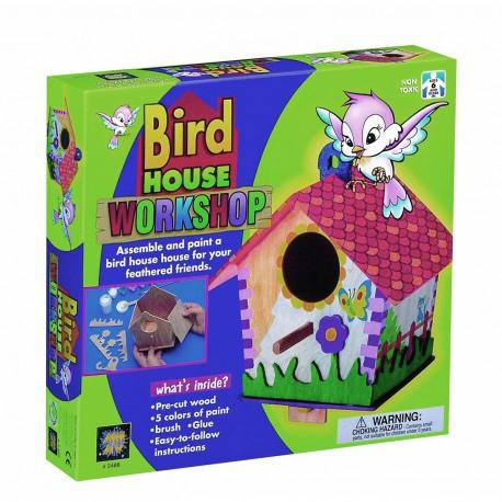 Bird House Workshop - Casa de Pájaros