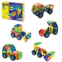 Wheel Loader - Carro Cargador
