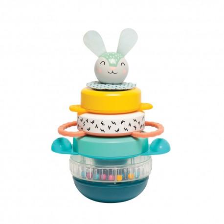 Hunny Bunny  Anillos Apinables de Conejito