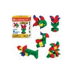 BLOCKIT- 32 piezas Animales