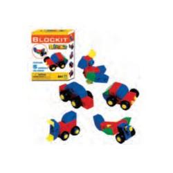 BLOCKIT- VEHICULOS 40 Piezas
