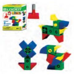 BLOCKIT MAGNETICO ANIMALES