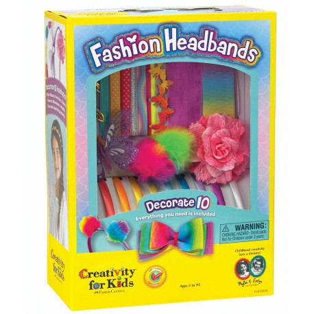 Fashion Headbands- Diademas a la Moda