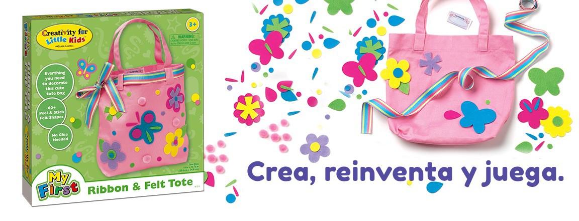 Crea, reinventa y juega